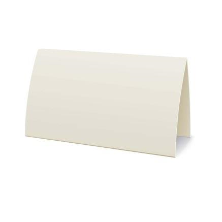Place Cards (Pack of 25) -  Saxton Smooth Chardonnay | Saxton | Paperpoint Stationery South Melbourne