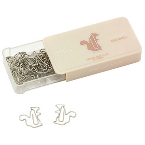 D-Clip Pack Squirrel | Midori | Paperpoint Stationery South Melbourne