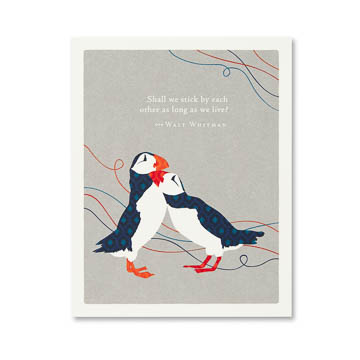 PG Card - Shall We Stick By... | Positively Green | Paperpoint Stationery South Melbourne