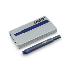 Lamy Ink Cartridge T10 Blue/Black | Lamy | Paperpoint Stationery South Melbourne