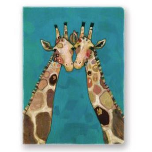 Studio Oh! Deconstructed Journal Large - Majestic Giraffe | Studio Oh | Paperpoint Stationery South Melbourne