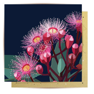 La La Land Greeting Card - Eucalyptus Bloom