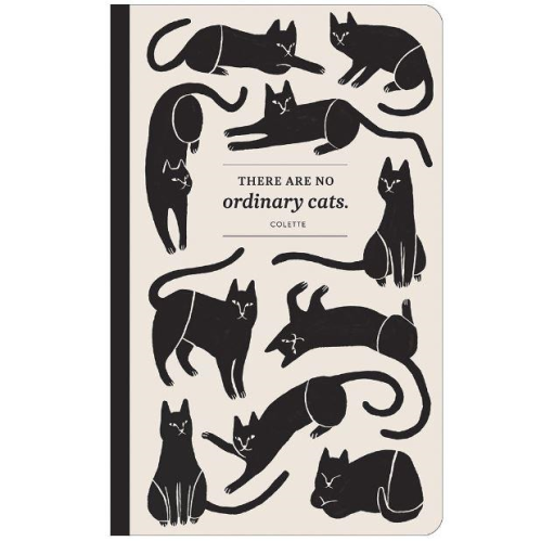 Compendium Write Now Journal -  There Are No Ordinary Cats | Compendium | Paperpoint Stationery South Melbourne