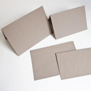 Blank Note Cards - 125 x 175mm, Flat, Environment Concrete | Paperpoint | Paperpoint Stationery South Melbourne