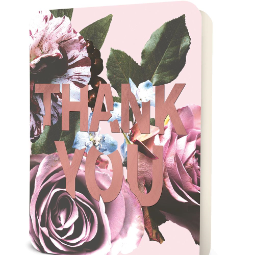 Studio Oh! Greeting Card - Thank You Floral