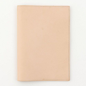 Midori MD Notebook Cover - A5, Leather