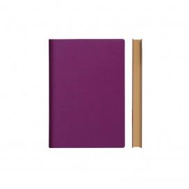 Signature Notebook - Ruled, A6, Purple | Daycraft | Paperpoint Stationery South Melbourne