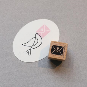 Perlenfischer Stamp - Love Letter | Perlenfischer | Paperpoint Stationery South Melbourne