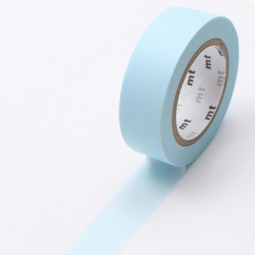 MT Tape Single Roll - Pastel Powder Blue | MT | Paperpoint Stationery South Melbourne