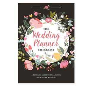 Wedding Planner Checklist | Peter Pauper Press | Paperpoint Stationery South Melbourne