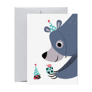 Card Nest Greeting Cards - Bugbear Birthday