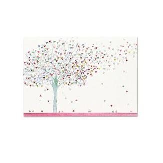 Note Card Set - Tree Of Hearts | Peter Pauper Press | Paperpoint Stationery South Melbourne