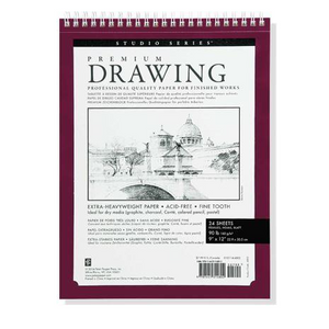 Premium Drawing Pad (22.8 x 30.4cm) | Peter Pauper Press | Paperpoint Stationery South Melbourne