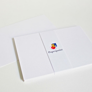 Blank Note Cards - 125 x 175mm, Flat, White | Paperpoint | Paperpoint Stationery South Melbourne
