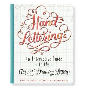Handlettering - An Interactive Guide to the Art of Drawing Letters | Peter Pauper Press | Paperpoint Stationery South Melbourne
