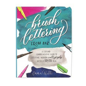 Brush Lettering from A - Z