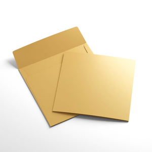 Cardpack (145 x 145mm) Folded - Yellow | Paperpoint | Paperpoint Stationery South Melbourne