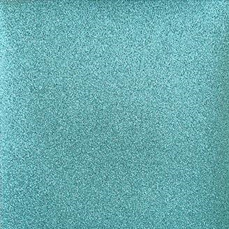 A4 (210 x 297mm) Glitter Paper - Adhesive-backed, Turquoise