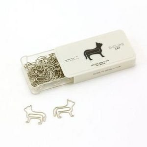 D-Clip Pack Cat | Midori | Paperpoint Stationery South Melbourne