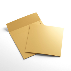 Cardpack (150 x 150mm) Envelope - Yellow | Paperpoint | Paperpoint Stationery South Melbourne