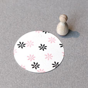 Perlenfischer Mini Cone Stamp - Daisy | Perlenfischer | Paperpoint Stationery South Melbourne