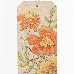 Seeds Gift Tag - Marigold | Sow n Sow | Paperpoint Stationery South Melbourne