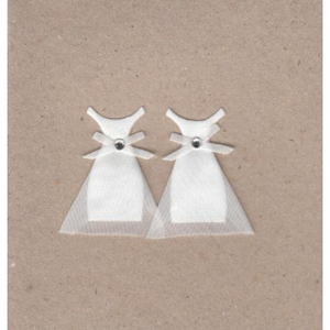 Lissie Lou Greeting Card - Wedding Brides