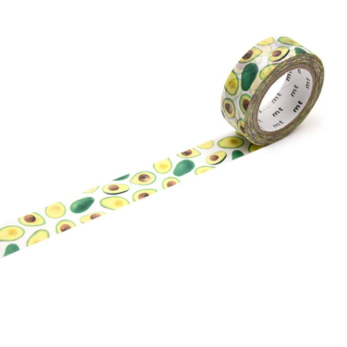MT Tape Single Roll - Avocado