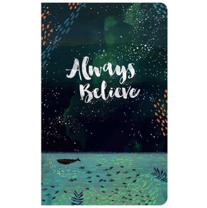 Compendium Write Now Journal -  Always Believe | Compendium | Paperpoint Stationery South Melbourne