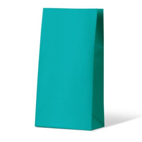 Paper Gift Bag - Small, Turquoise