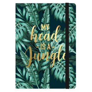 Legami Photo Notebook - Ruled, Medium, Jungle