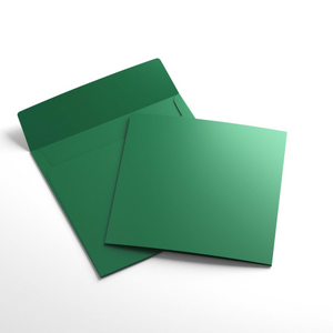 Cardpack (145 x 145mm) Folded - Green | Paperpoint | Paperpoint Stationery South Melbourne