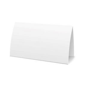 Place Cards (Pack of 25) - White | Paperpoint | Paperpoint Stationery South Melbourne
