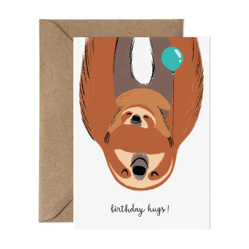 Card Nest Greeting Cards - Big Birthday Hugs