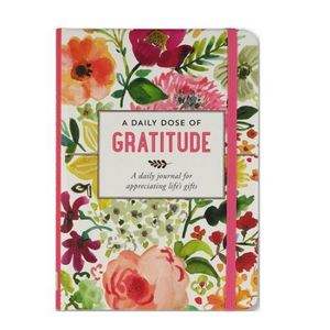 A Daily Dose Journal - Gratitude