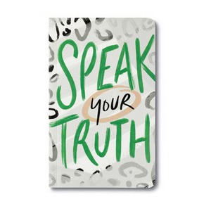 Compendium Write Now Journal - Speak Your Truth
