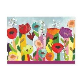 Note Card Set - Brilliant Floral | Peter Pauper Press | Paperpoint Stationery South Melbourne