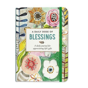 A Daily Dose Journal - Blessings