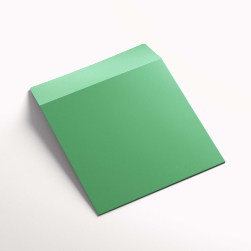 150mm Square Envelope - Optix Reva Green | Optix | Paperpoint Stationery South Melbourne
