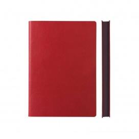Signature Notebook - Ruled, A5, Red | Daycraft | Paperpoint Stationery South Melbourne