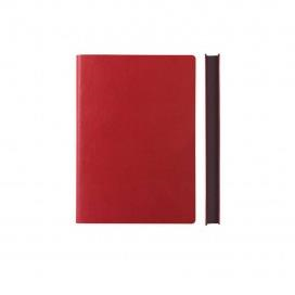 Signature Notebook - Ruled, A6, Red | Daycraft | Paperpoint Stationery South Melbourne