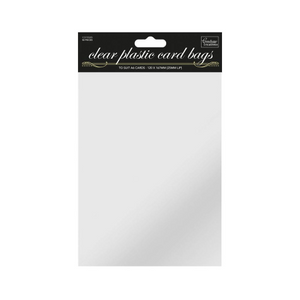 Couture Creations 125x177mm Plastic Sleeve (50pk) | Couture Creations | Paperpoint Stationery South Melbourne