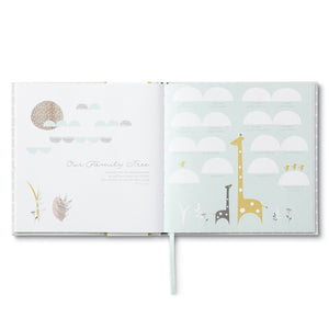 Compendium Baby Journal - Hello Little One!