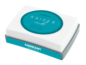 Kaisercraft - Ink Pad, Peacock | Kaisercraft | Paperpoint Stationery South Melbourne