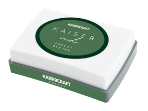 Kaisercraft - Ink Pad, Forest | Kaisercraft | Paperpoint Stationery South Melbourne