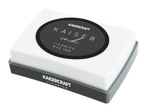 Kaisercraft - Ink Pad, Licorice | Kaisercraft | Paperpoint Stationery South Melbourne