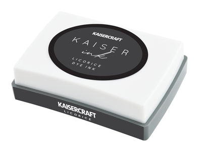 Kaisercraft - Ink Pad, Licorice