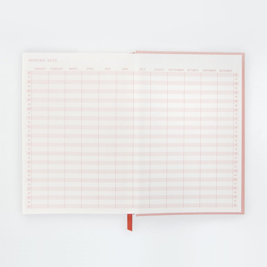 Designworks Vintage Sass Notebook - Forget It
