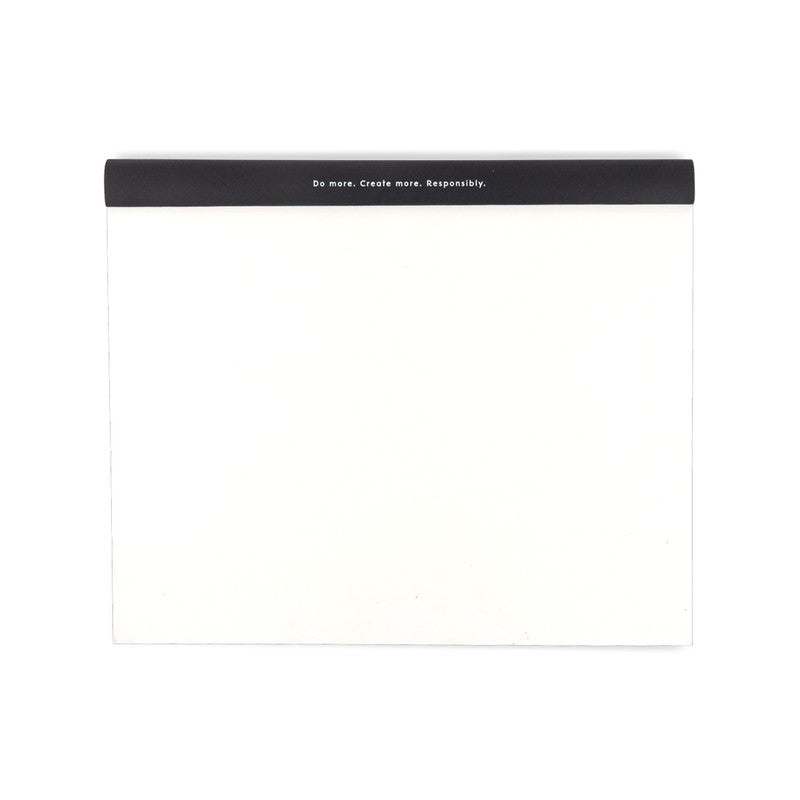 Karst Sketchpad - Plain, Medium, Black