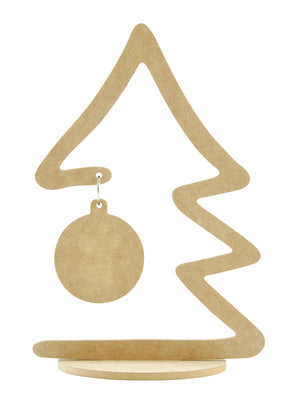 Kaisercraft Beyond the Page - Bauble Tree | Kaisercraft | Paperpoint Stationery South Melbourne